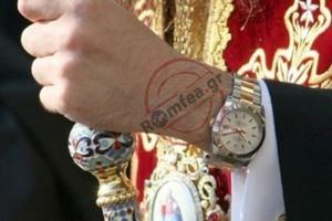 Μητροπολίτης δώρισε Rolex για να καλύψει το χρέος ναού
