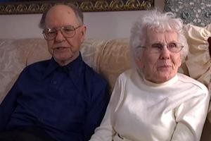 Παντρεμένοι 82 χρόνια και συνεχίζουν!