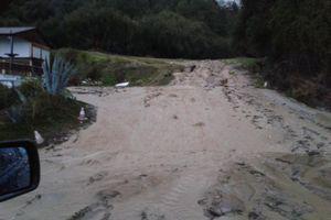 Καταγραφή των μεγάλων ζημιών που προκάλεσε η κακοκαιρία στα Τζουμέρκα