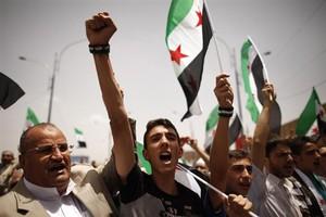 Αναβλήθηκε κρίσιμη σύνοδος της συριακής αντιπολίτευσης