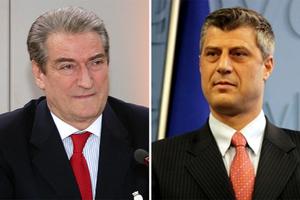Προστάτης των απανταχού Αλβανών δηλώνει ο Μπερίσα