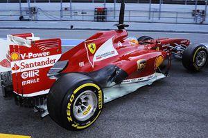 Πρόβλημα με την αεροδυναμική σήραγγα στη Ferrari