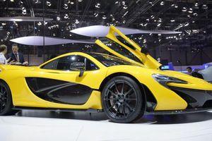 Η νέα McLaren P1