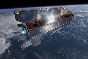 Δορυφόρος σε ρόλο... σεισμογράφου