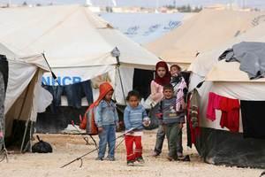 Δάνειο στην Ιορδανία για τους πρόσφυγες