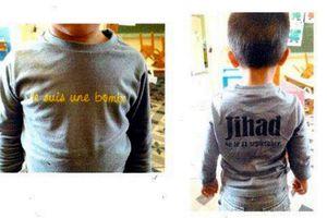 Φόρεσε στο γιο της μπλούζα που έγραφε «είμαι μια βόμβα»