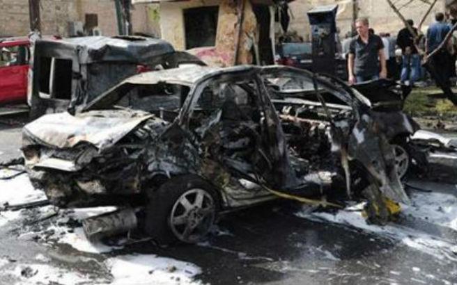 Δέκα νεκροί από την έκρηξη παγιδευμένου αυτοκινήτου στη Συρία