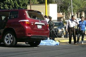Νεκροί μέλη συμμορίας στο Μεξικό