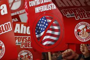 Απελάση διπλωματών της Βενεζουέλας από τις ΗΠΑ