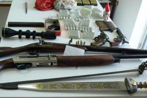Συνελήφθη 53χρονη στη Μάνη για κατοχή οπλισμού
