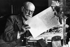 Ο «πατέρας» της ψυχανάλυσης Σίγκμουντ Φρόιντ