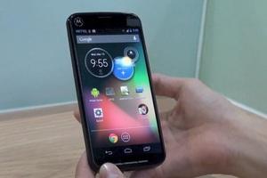 Νέα συσκευή της Motorola με λειτουργικό Android