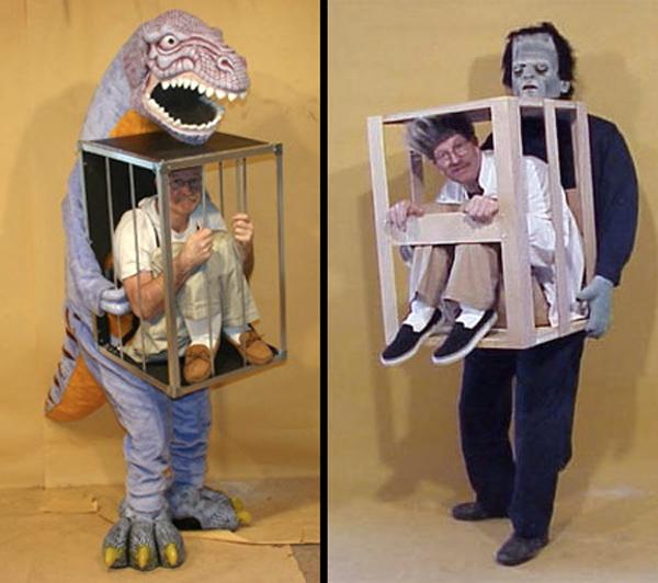 Креативные костюмы своими руками
