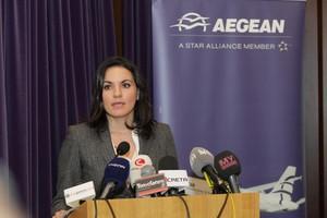 Η «Aegean» ανοίγει τα φτερά της κόντρα στην κρίση