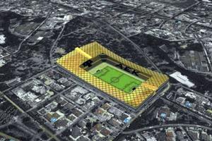 Ξεκίνησαν τα έργα για το νέο γήπεδο της ΑΕΚ