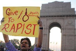 Σε θάνατο καταδικάστηκαν οι βιαστές της φοιτήτριας στο Δελχί