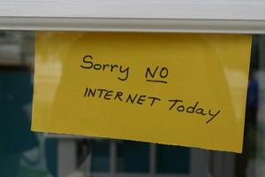 Τι θα συμβεί αν καταρρεύσει το Internet