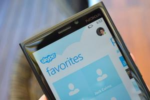 Αναβαθμισμένη έκδοση του Skype για τα Windows Phone 8