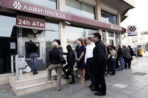 Πορεία τραπεζικών υπαλλήλων στη Λευκωσία