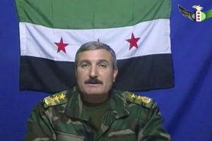 Τραυματίστηκε σε έκρηξη βόμβας ο ηγέτης του Ελεύθερου Συριακού Στρατού