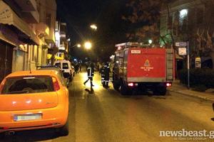 Ισχυρή έκρηξη βόμβας στην περιοχή της Ακρόπολης