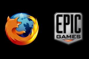 Συνεργασία της Mozilla με την Epic Games