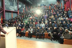 «Η πολιτική συμμαχιών του ΚΚΕ ξεκινά από την κοινωνία»