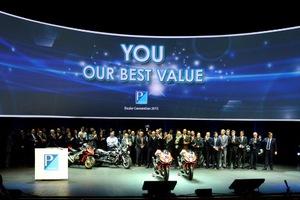 Διεθνές συνέδριο αντιπροσώπων του Piaggio Group
