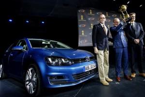 Διάκριση για το Volkswagen Golf