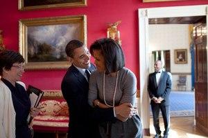 Το τρυφερό μήνυμα της Μισέλ για τα γενέθλια του Μπαράκ Ομπάμα