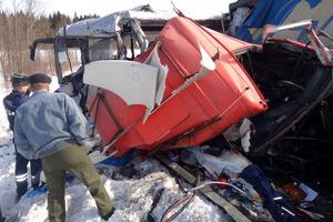 Αστυνομικός ευθύνεται για το θανατηφόρο τροχαίο στη Ρωσία