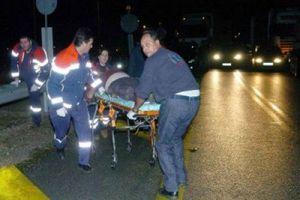 Τέσσερις νεκροί στην άσφαλτο στην Καισαριανή