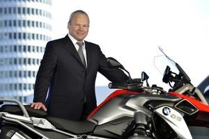 Νέος επικεφαλής της ευρωπαϊκής μοτοσυκλέτας