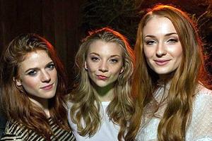 Τα κορίτσια του «Game of Thrones»