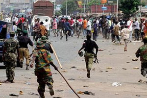 Δεκάδες νεκροί από επίθεση συμμοριών σε χωριό στη Νιγηρία