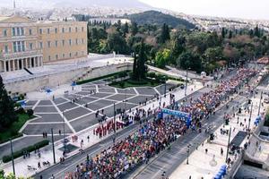 Δεύτερος Ημι-Μαραθώνιος Αθήνας
