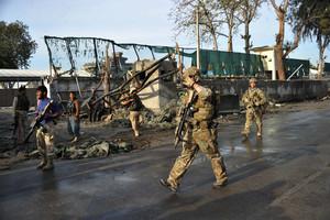 Πέντε αμερικανοί στρατιώτες νεκροί από βόμβα στο Αφγανιστάν