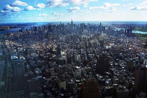 Φωτογραφίες από το «One World Trade Center»