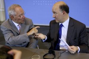 Περισσότερη Ευρώπη επιθυμούν Σόιμπλε-Μοσκοβισί