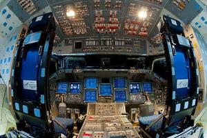 Στο εσωτερικό των διαστημοπλοίων της NASA