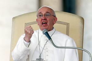 Την ύπαρξη γκέι λόμπι στο Βατικανό αναγνώρισε ο Πάπας