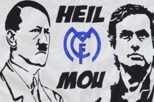 «Μουρίνιο είσαι o… Χίτλερ»!