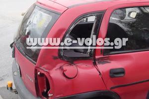 Οδηγός παρασύρθηκε από αμαξοστοιχία στο Βόλο