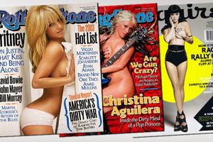 Διάσημες που φωτογραφήθηκαν topless