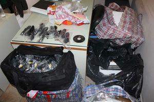 Συλλήψεις στην Αλεξανδρούπολη για λαθρεμπόριο