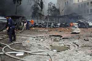 Οκτώ νεκροί από έκρηξη βόμβας στη Δαμασκό