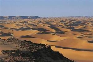 Όαση πρασίνου η Σαχάρα πριν μετατραπεί σε έρημο