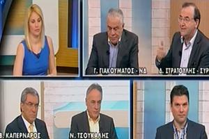 Στρατούλης: Ούτε η χούντα συλλήψεις τέτοια ώρα