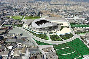 «Πράσινο φως» απο το ΣτΕ για το νέο γήπεδο του ΠΑΟ