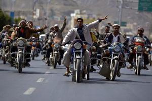 Στην Υεμένη ξεσηκώθηκαν οι μοτοσικλετιστές